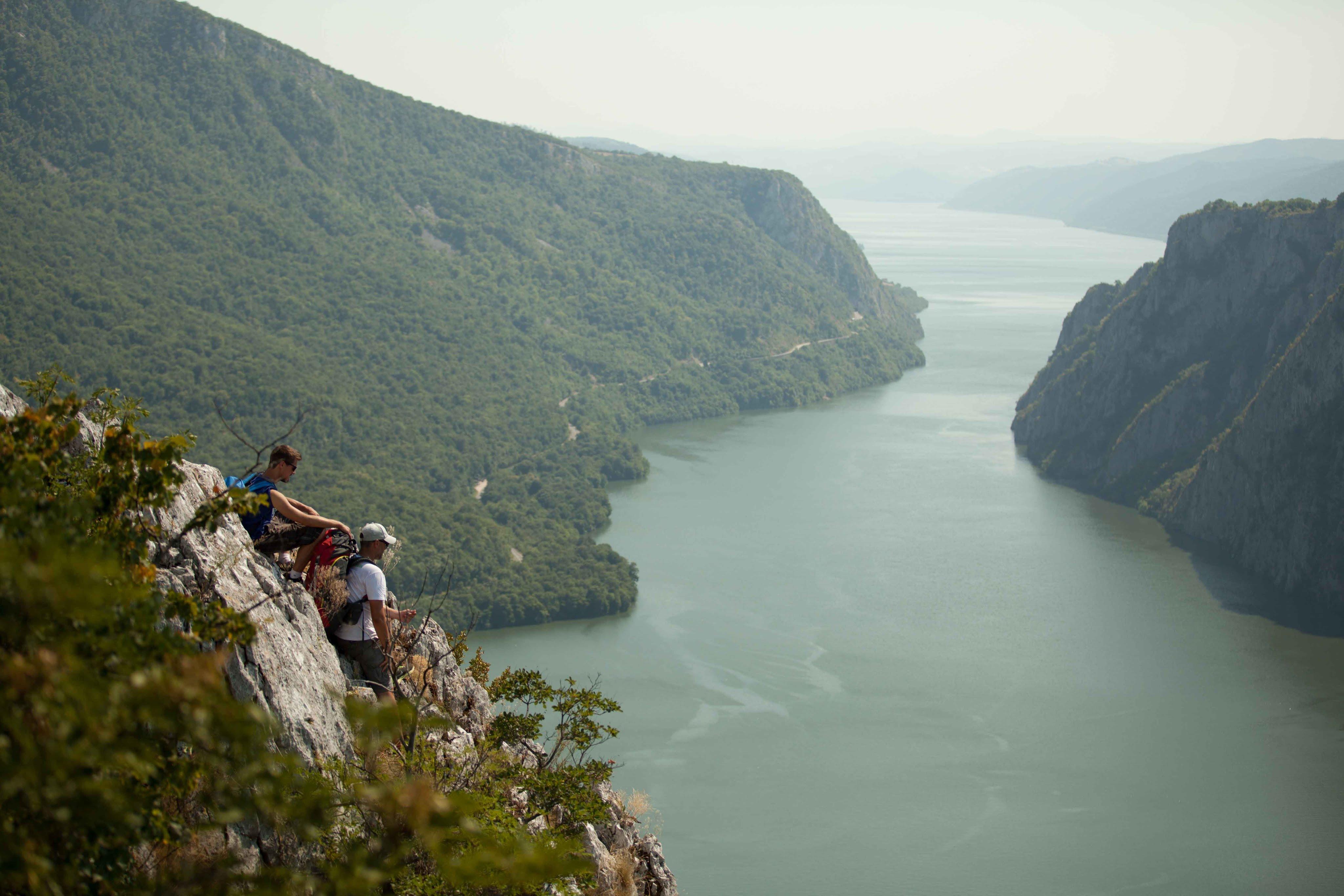 Prelepi Dunav kroz Srbiju (VIDEO)