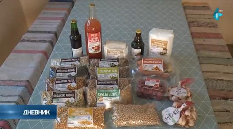 Zdrava hrana stiže iz Pivnica (VIDEO)