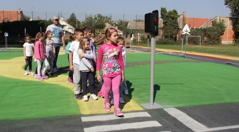 Bezbednost dece u saobraćaju – prioritet