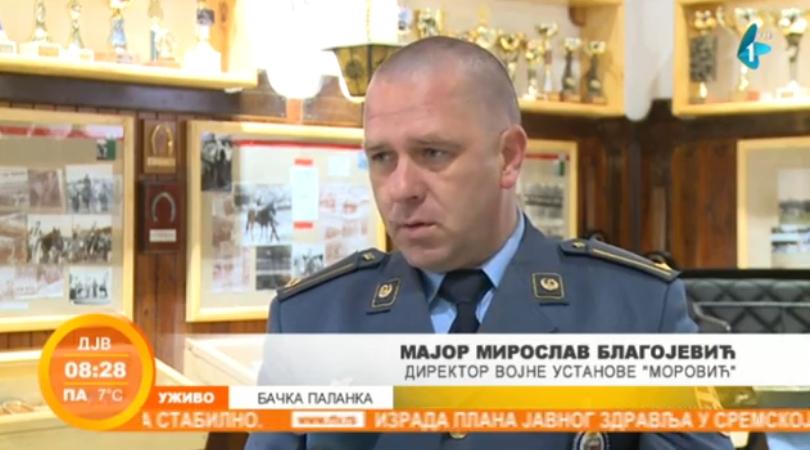 """""""Kup vojske Srbije –Karađorđevo 2018"""" za vikend u Bačkoj Palanci (VIDEO)"""