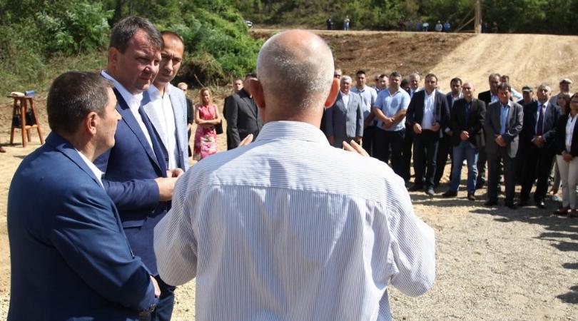 Nova sredstva za nastavak radova na izgradnji fekalne kanalizacije u Mladenovu
