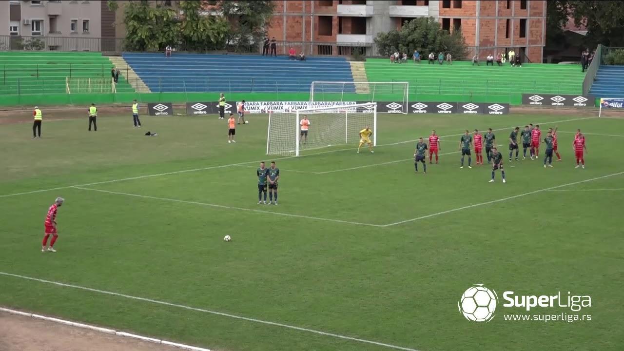 Bačka igra napadački i lep fudbal (VIDEO)