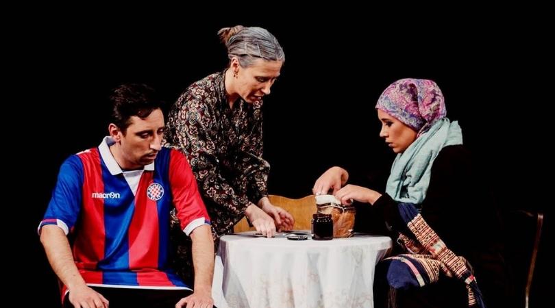 """Pozorišna predstava: """"Migrantkinja Lejla ili daleko je Hajdelberg"""""""
