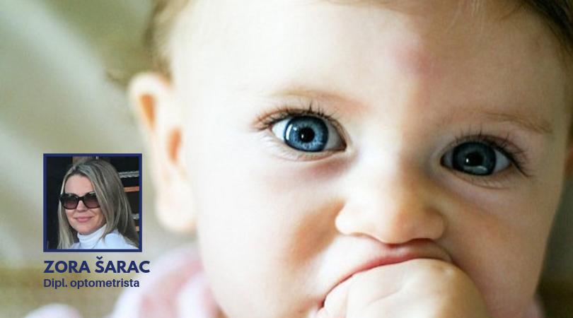 Od koga će beba naslediti boju očiju?