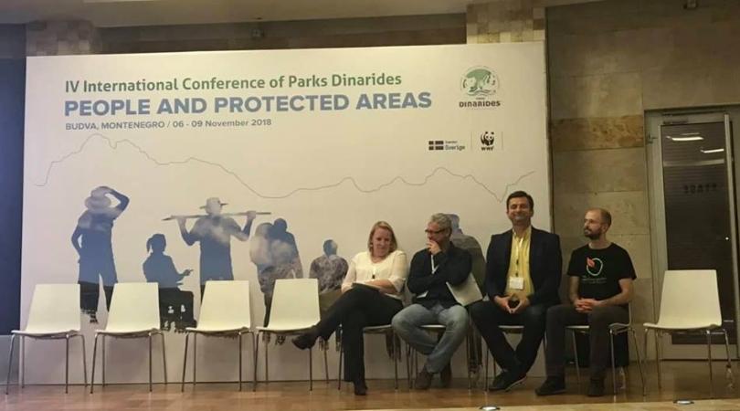 """Park prirode """"Tikvara"""" na IV Međunarodnoj konferenciji parkova Dinarida"""