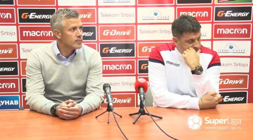 Izjave trenera nakon meča Crvena zvezda – Bačka (VIDEO)