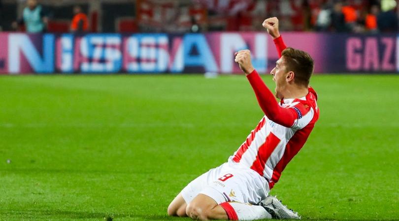 Prve fudbalske korake Pavkov napravio u Begeču