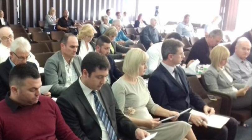 Októbrové zasadnutie Báčskopetrovského lokálneho parlamentu