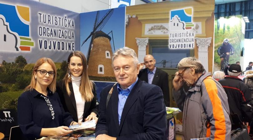 Turistička ponuda opštine Bačka Palanka na sajmu turizma u Kragujevcu
