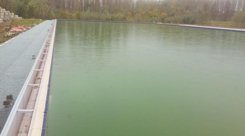 Završava se bazen u Bačkoj Palanci
