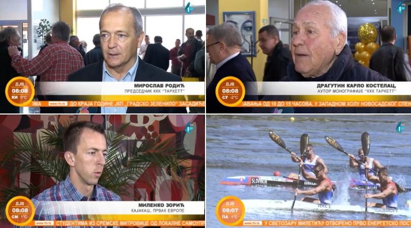 Kajak klub iz Bačke Palanke proslavio 50 godina rada (VIDEO)