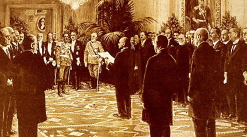 Stogodišnjica prisajedinjenja Vojvodine Kraljevini Srbiji (1)