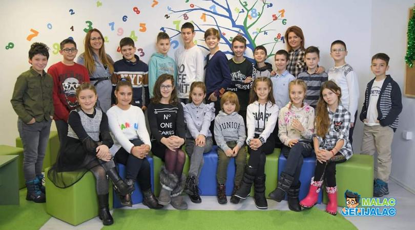 Prva generacija učenika u Malcu Genijalcu uspešno završava školovanje!