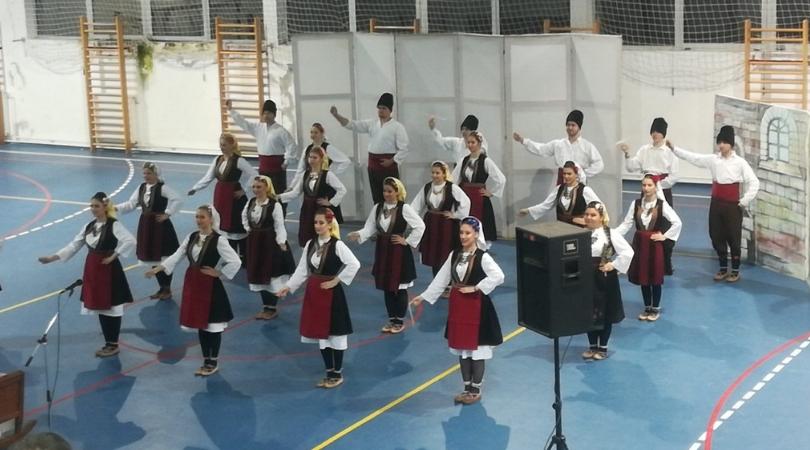 Razigrane folklorne grupe