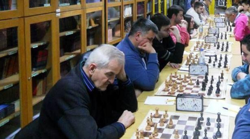 Rapid turnir u Bačkoj Palanci: Sjajni Luka Rajak