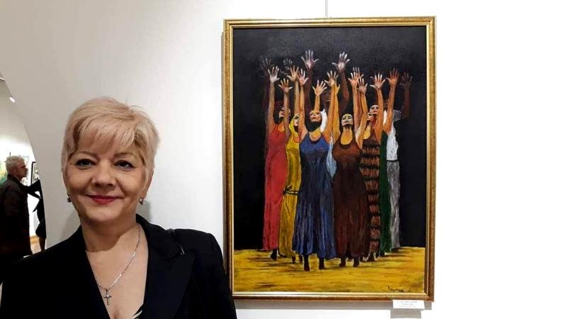 Paulina Tomić – Najbolji slikar amater u Vojvodini