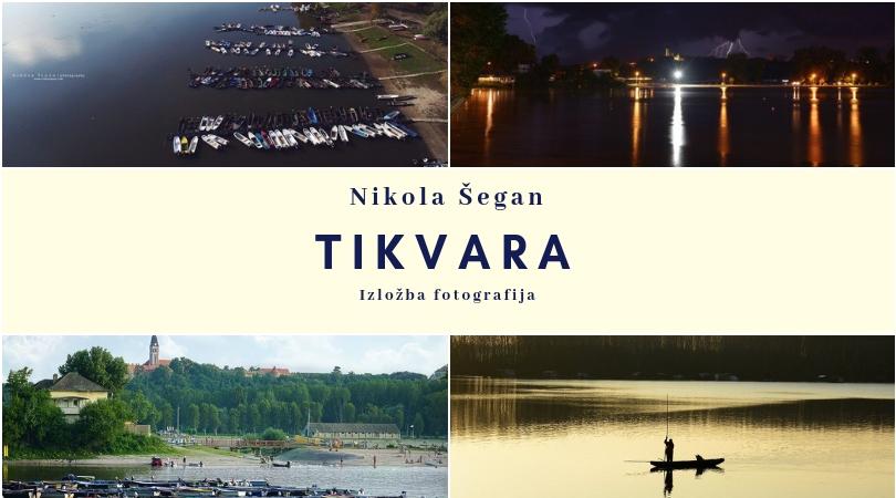 "Izložba fotografija ""Tikvara"" Nikole Šegana"