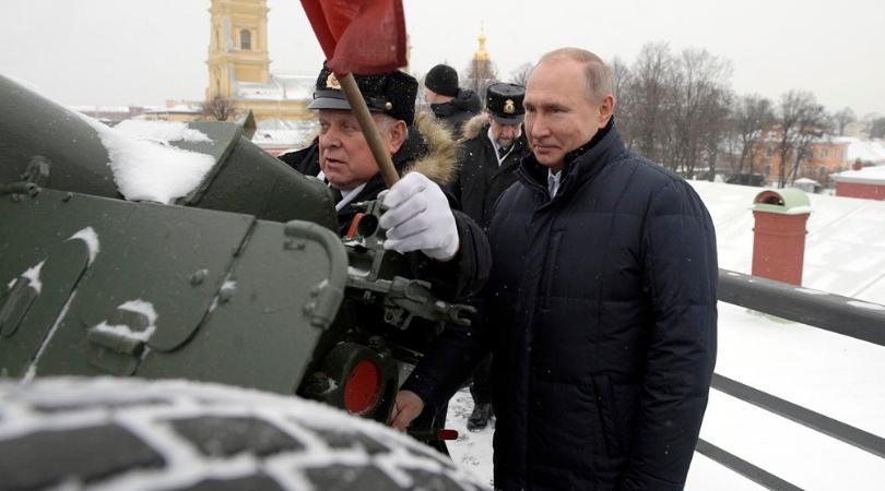 Putina će čuvati 7.000 srpskih policajaca