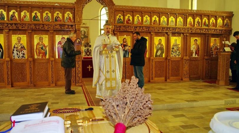Bogojavljenje u Gajdobri (FOTO)