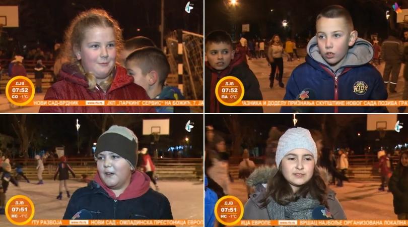 U Bačkoj Palanci besplatno klizanje za decu do 14 godina (VIDEO)