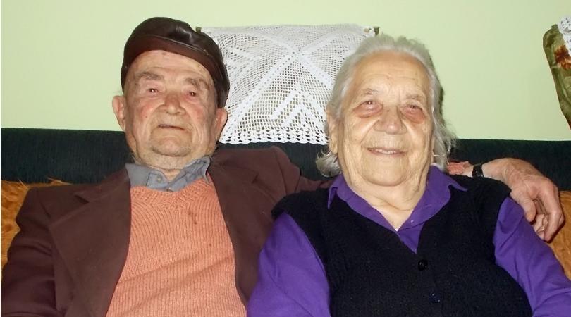 """""""Kao da smo se juče venčali, a prošlo je sedamdeset godina"""""""