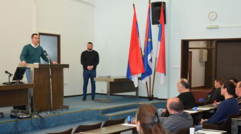 Uručeni ugovori sportskim organizacijama u Opštini Bački Petrovac