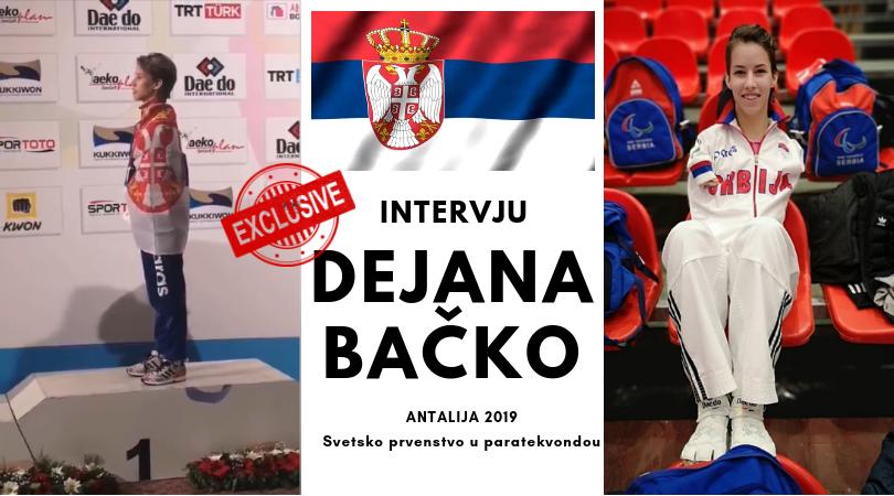 """""""Ponosna sam na sebe a verujem da je i Srbija"""" (VIDEO)"""