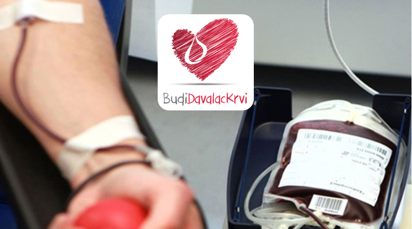 Akcija dobrovoljnog davanje krvi sutra u Bačkoj Palanci