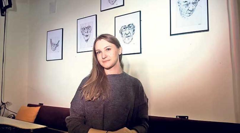 Izložba slika i crteža Tamare Jovanov