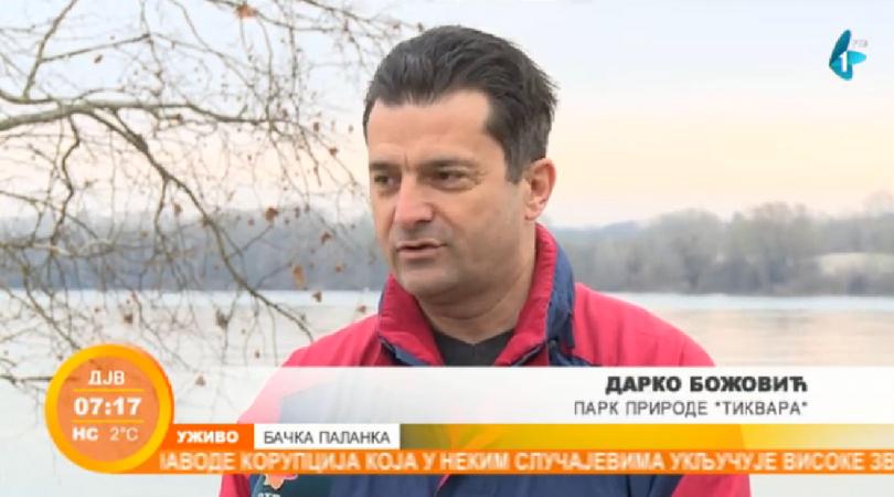 Dunav je nemerljiva vrednost Bačke Palanke (VIDEO)