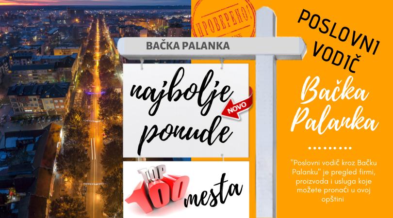 Poslovni vodič – Bačka Palanka