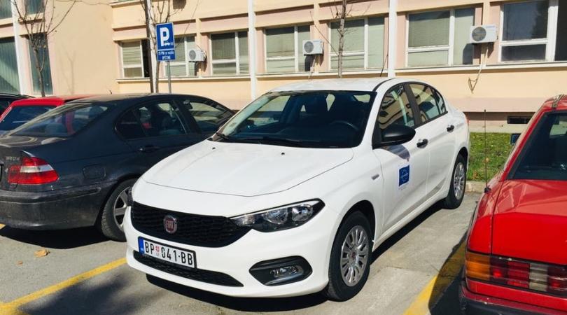Stiglo neophodno vozilo mobilnom timu za inkluziju Roma u Bačkoj Palanci