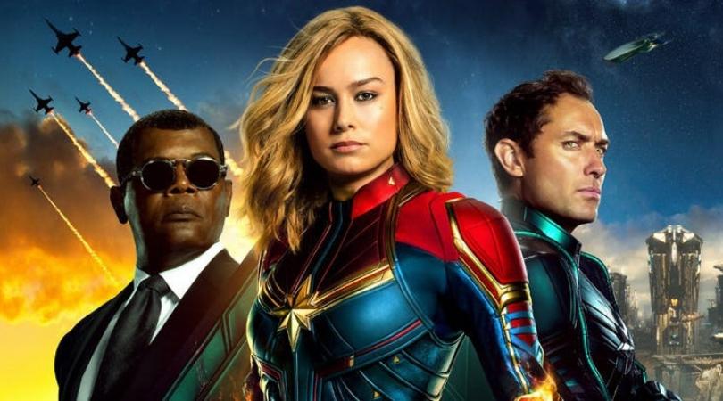 """Film """"Kapetan Marvel"""""""