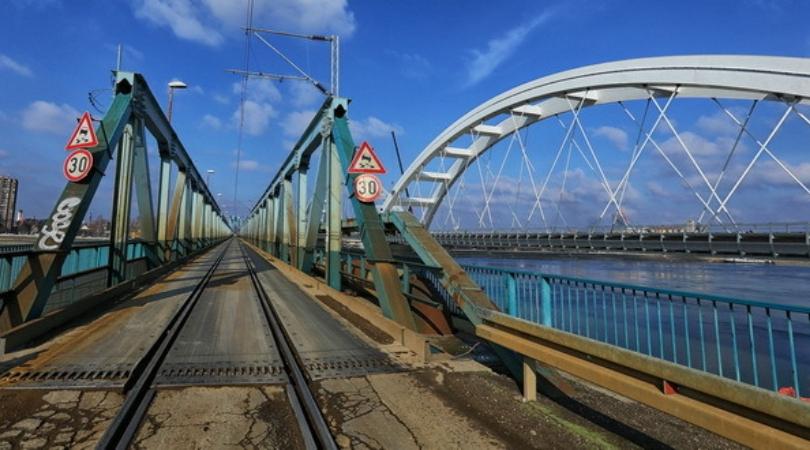 Demontažni most spaja Bačku Palanku i Neštin?