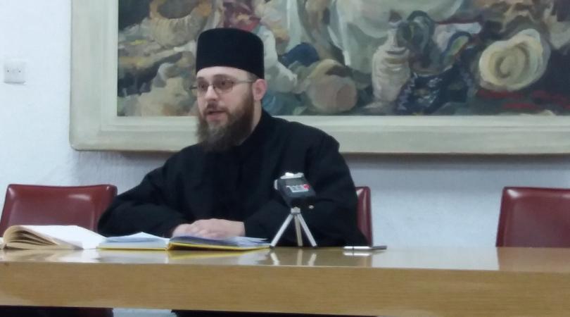 Predavanje prezvitera Igora Ignjatovog u Bačkoj Palanci