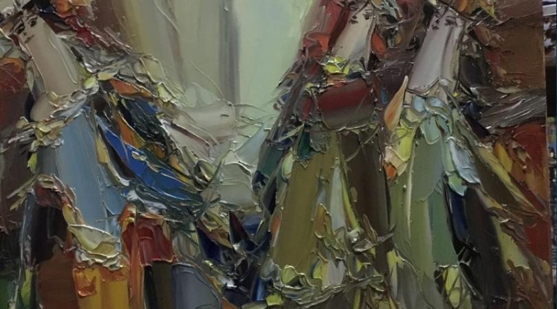 "Izložba slika ""Slikarska duša istoka"""