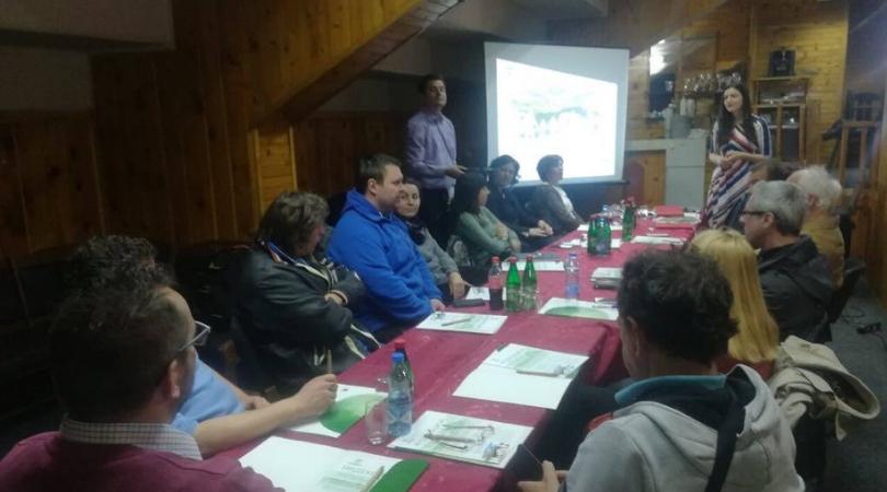 """Ocenjen projekat o uključenosti lokalne zajednice u zaštitu Parka prirode """"Tikvara"""""""