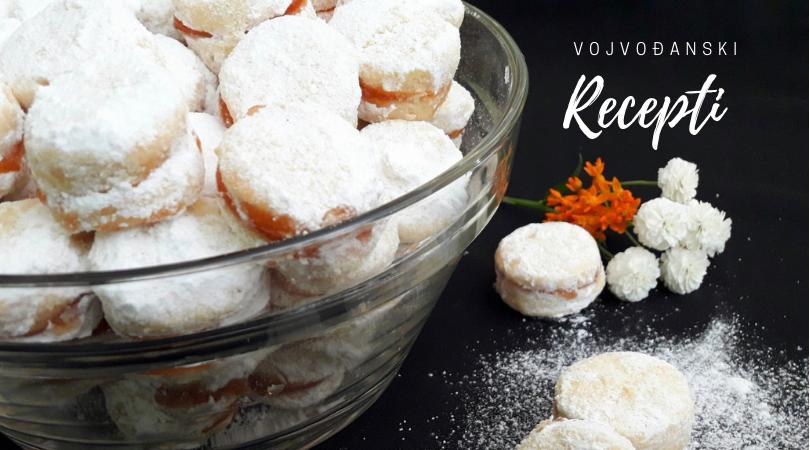 Vojvođanski recepti – vanilice