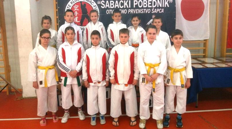 """Karate klub """"Kizami"""" doneo kući 11 medalja"""