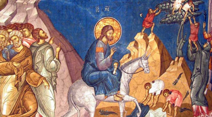 Raspored bogosluženja za Lazarevu subotu i Cveti