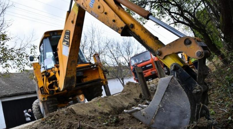 Opština izdvaja pet miliona za nastavak radova na kanalizaciji u Mladenovu