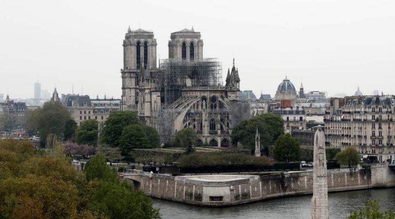 Vlada Srbije uputila Francuskoj milion evra za obnovu katedrale Notr Dam