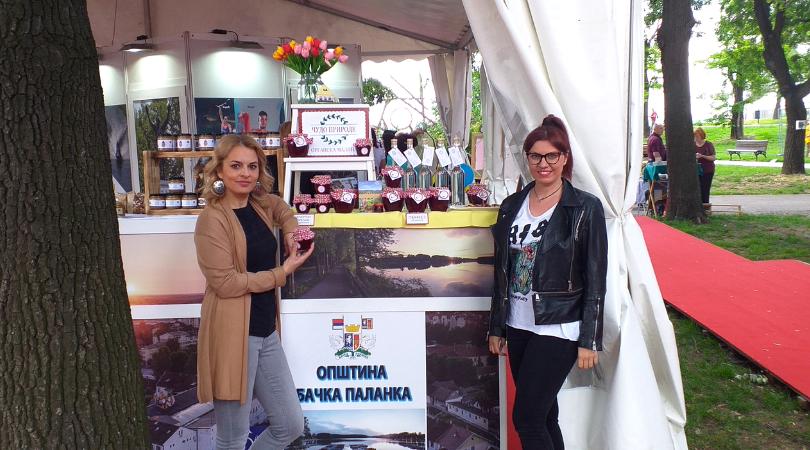 Turistička organizacija opštine Bačka Palanka se predstavila na Manifestu