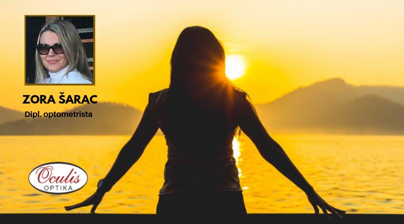 Kako pravilno gledati u sunce i za šta je to dobro