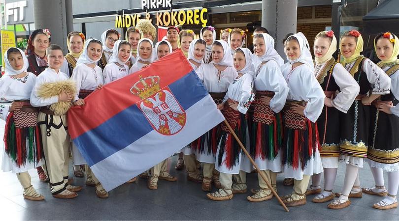 "CTKU ""Kosta Abrašević"" nastupio na festivalu u Turskoj (FOTO)"