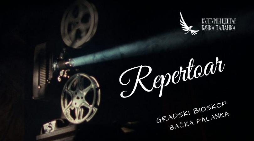Repertoar u Gradskom bioskopu za petak i subotu (24. i 25.05.)