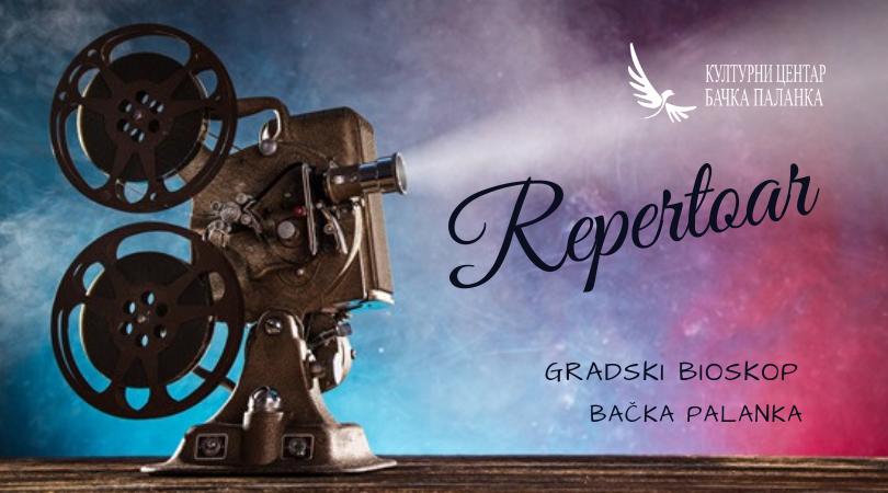 Repertoar u Gradskom bioskopu od 05. do 15.03.