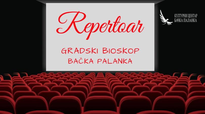 Repertoar u Gradskom bioskopu za vikend (07., 08. i 09.06.)