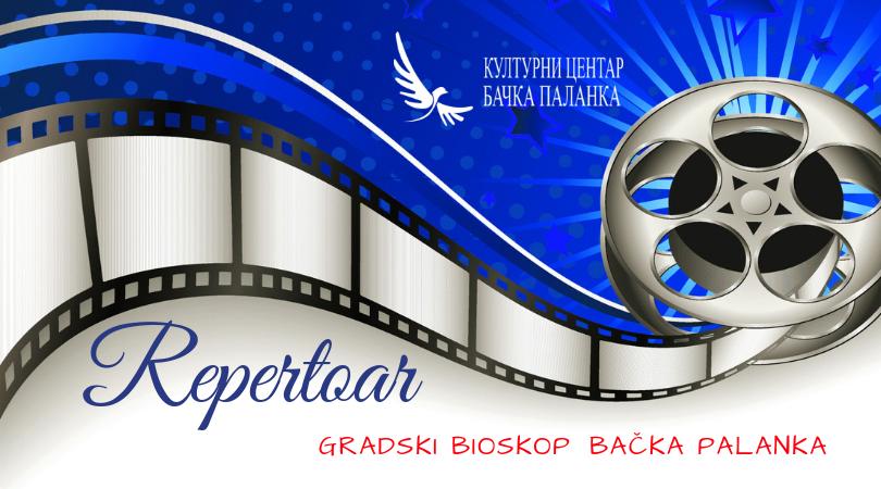 Repertoar u Gradskom bioskopu za 27., 28. i 29. januar