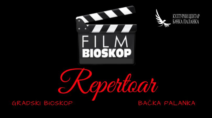 Repertoar u Gradskom bioskopu od 31.01. do 09.02.